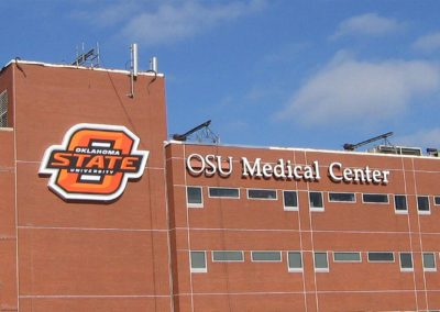 OSU Medical Center Channel Letter