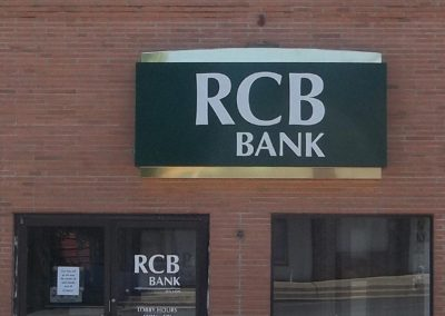 RCB Bank Wall ID