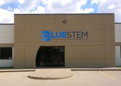 BlueStem Wall Sign